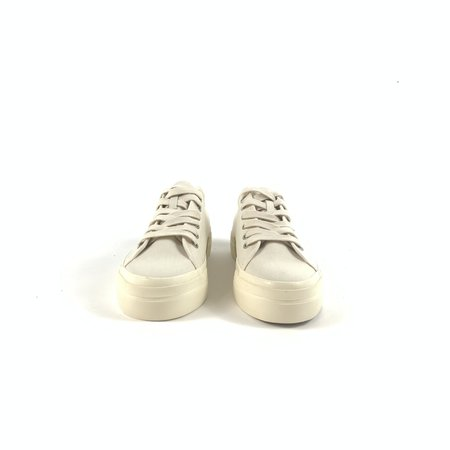 Vagabond Teddie Sneakers - Cream White