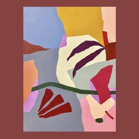 Fernanda Martinez Tres Art Print