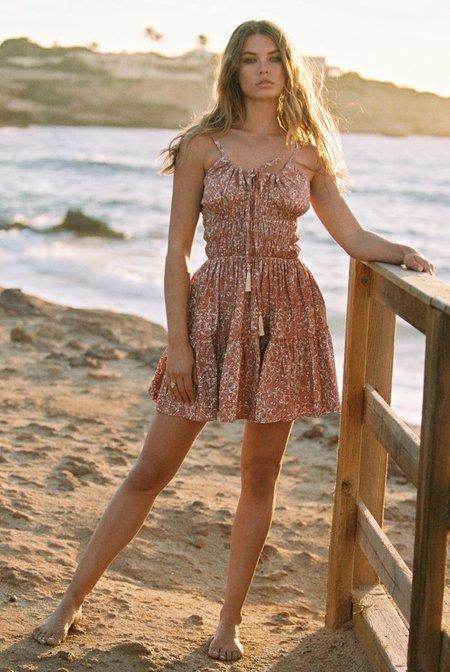 BEACHGOLD Rosa Mini Dress - Kismet