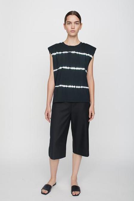 Just Female Beijing Top - black tie dye