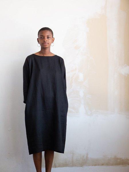 Erica Tanov ines dress - black