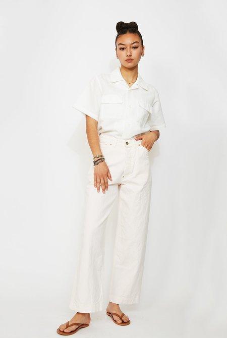 CHIMALA Canvas Painter Pants - Soft Pink