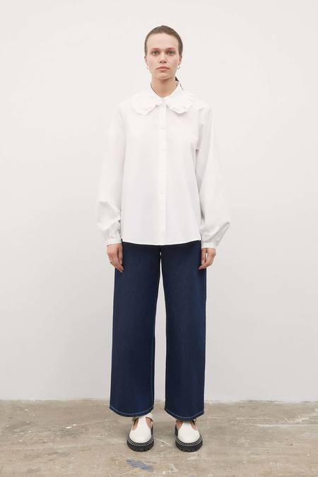 Kowtow Jules Shirt - White