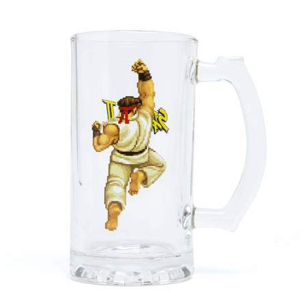 HUF Sake Bomb Set Beer Mug - Glass