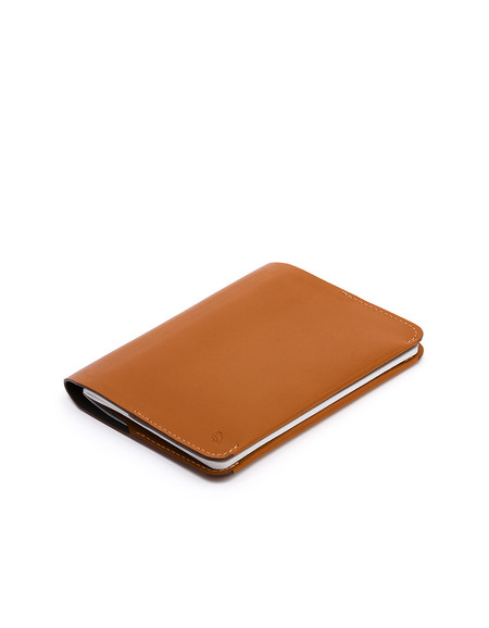 Bellroy Notebook Cover Caramel
