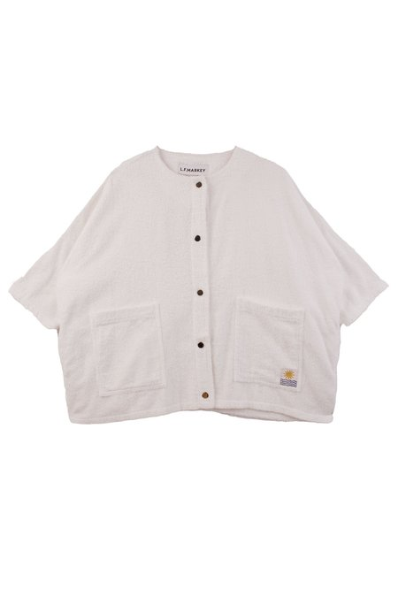 L.F.Markey Rex Jacket - White