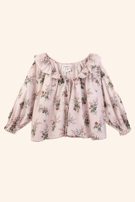 Meadows Hosta Shirt - French Floral