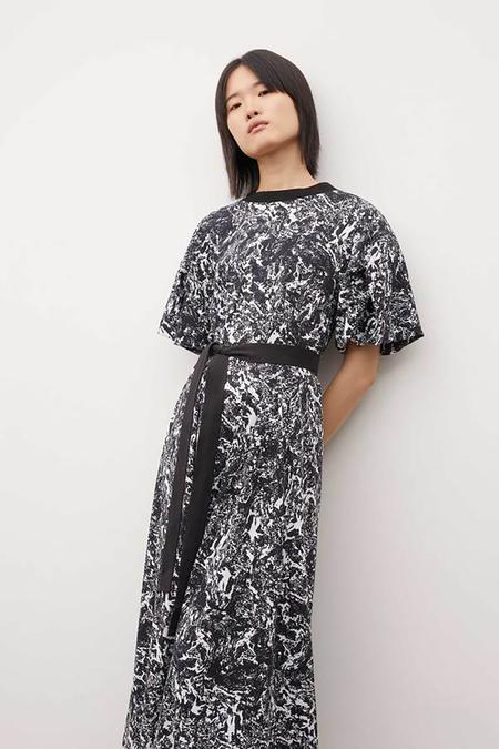 Kowtow Origami Dress - Folio Print
