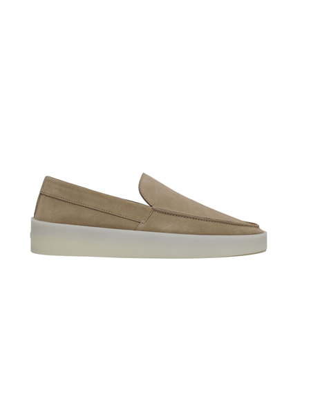 Fear of God Suede Loafers - beige