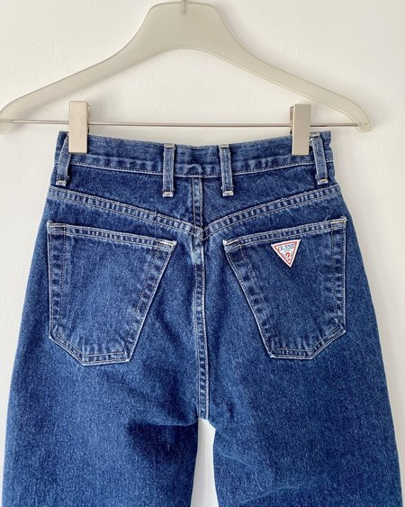 Vintage 1990s Guess Made in USA DENIM - Light Wash