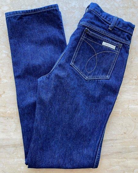 Vintage Calvin Klein Made in USA Denim - Dark Wash