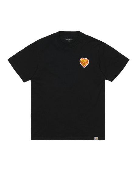 CARHARTT WIP Hartt Of Soul T-Shirt - Black