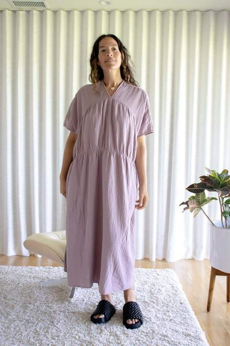 Atelier Delphine Lihue Dress - Desert Lavender