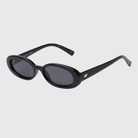 Le Specs Outta Love sunglasses - BLK