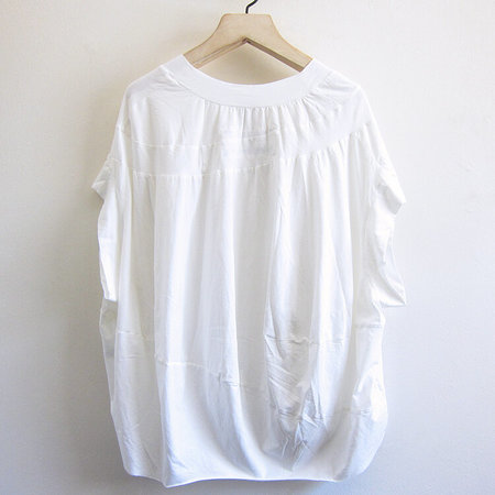 Rundholz Black Label pima cotton top - white