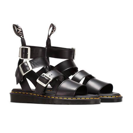 RICK OWENS Gryphon Strap sandals - Black