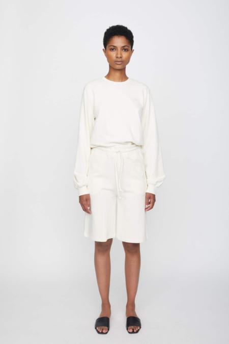 Just Female Henderson Shorts - Off White