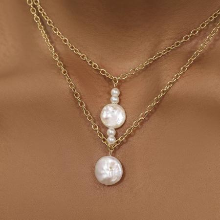 Montserrat New York The Cadaques Necklace - Gold