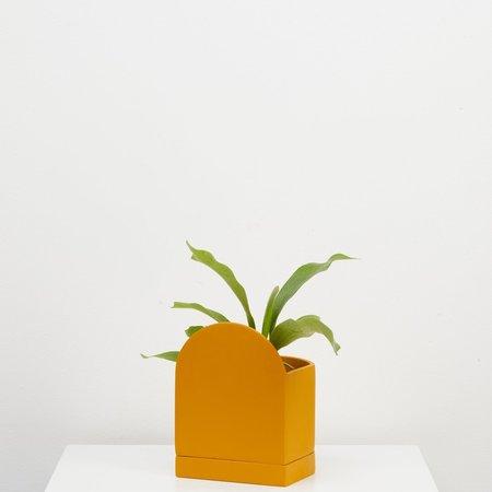 Capra Designs Sol Planter - Golden