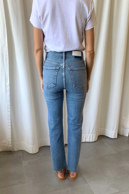 RE/DONE 70s Stove Pipe Jeans