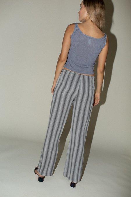 Maryam Nassir Zadeh Root Pants - Shadow