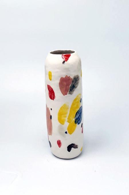 A.Cheng  Dreams Column Vase - multi