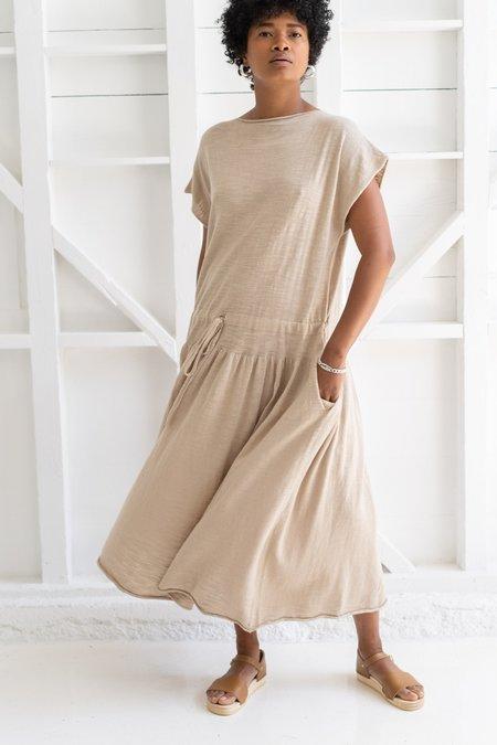 Lauren Manoogian Low Tier Dress - Greige