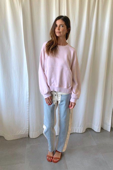 No.6 Smith Sweatshirt - Pink