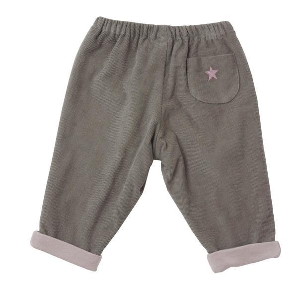 Kid's Numaé Paris Gris Paolino Pants