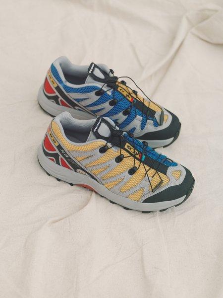 SALOMON XA PRO 1 Advanced Sneaker - Sulphur/Indigo