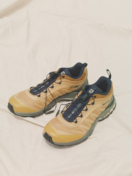 SALOMON XA-PRO FUSION ADVANCED Sneaker - Arrowwood/Castor Gray
