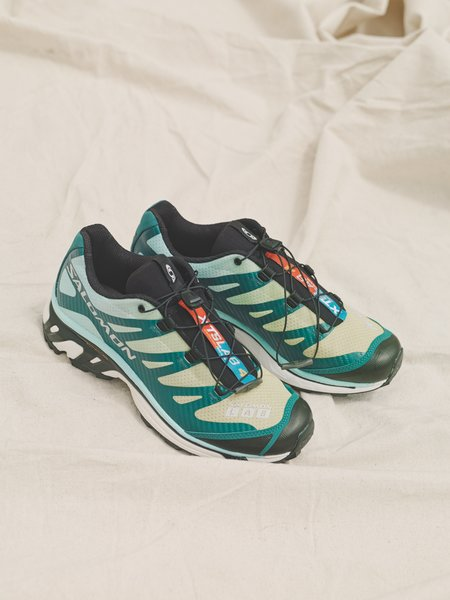 SALOMON XT-4 Advanced shoes - Tanager Turquoise/Pacific/Vanilla Ice