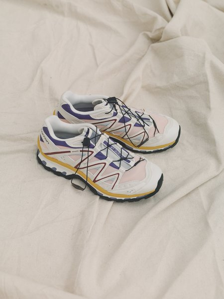 SALOMON XT-QUEST ADV Sneakers - Cadet/Tropical Peach