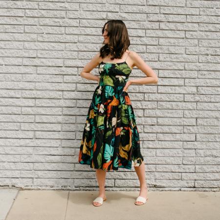 Zoey Dress - multi