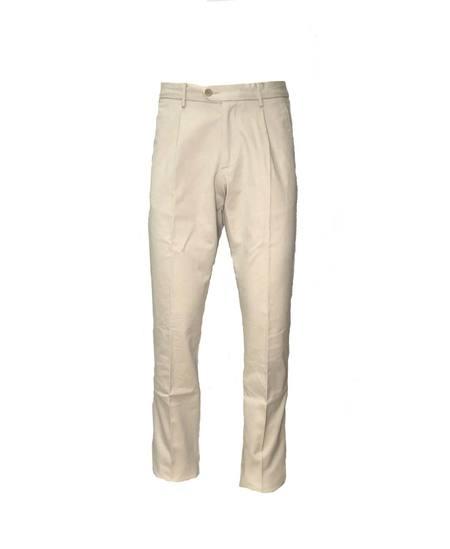 Hartford Teddy 1 Pleat Trouser - Cement