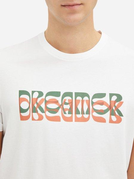 O.N.S Dreamer Print Tee - Green Pastures Pattern