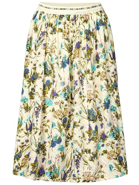 Lolly's Laundry Pauline Skirt - Cornflower