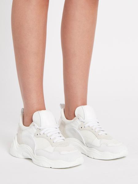 IRO  Curve Runner sneakers - white