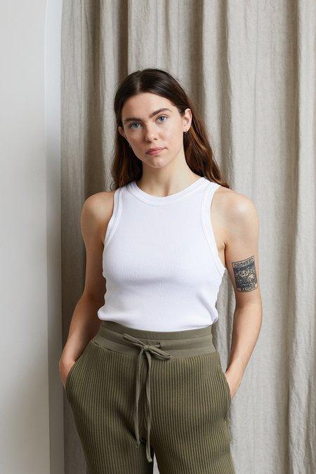 Citizens Of Humanity Isabel Rib Tank - White