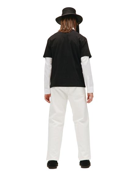 Yohji Yamamoto Smile Printed T-shirt