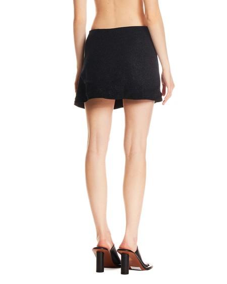 Oseree Wallet Mini Skirt - Black