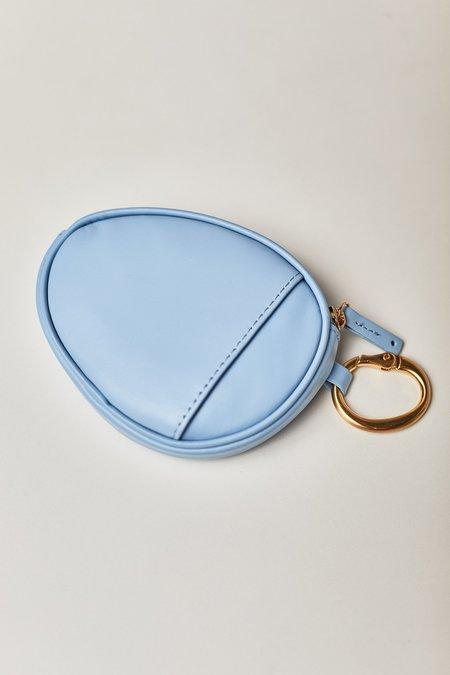 REIKE NEN OVAL COIN BAG - Sky Blue