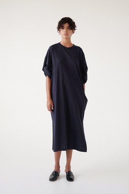 Sayaka Davis Twisted Sleeve Tee Dress