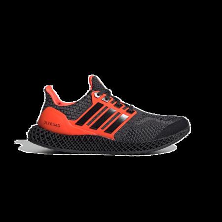 adidas Ultra 4D 5.0 Men G58159 SNEAKERS - Core Black/Solar Red