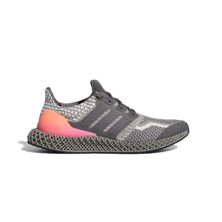 adidas Ultra 4D 5.0 Men G58161 SNEAKERS - Grey