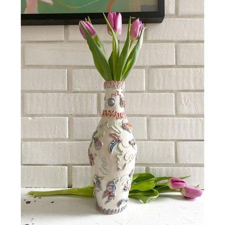 Tanya Zal Pastel Frosting Vase