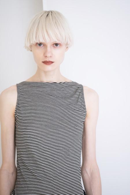 David Michael Collection Stripe Helix Top