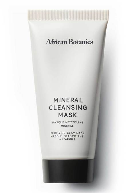 African Botanics Mineral Cleansing Mask