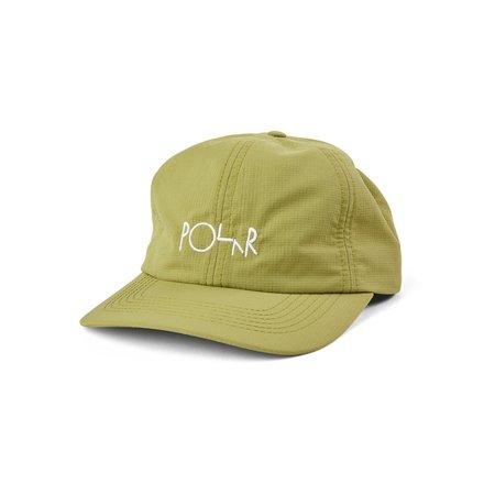 Polar Skate Co. Lightweight Cap - Lentil Green