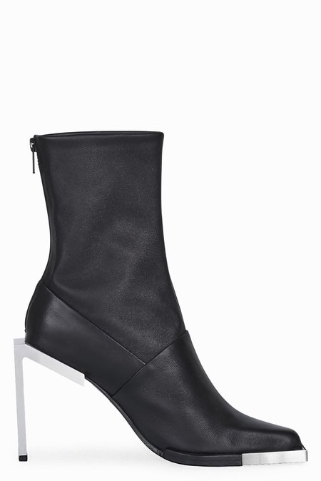 Heliot Emil Ankle High Boots - black
